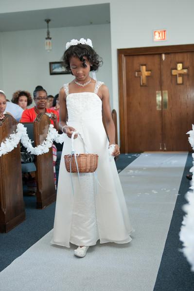 Wedding Ceremony of Diandra Morgan and Anthony Lockhart-182