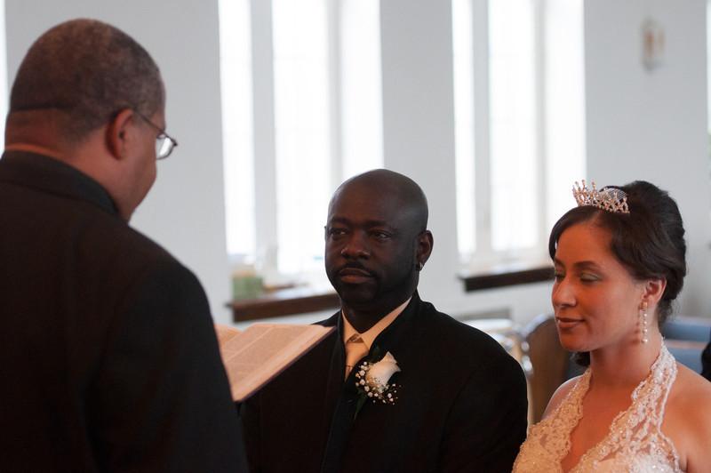 Wedding Ceremony of Diandra Morgan and Anthony Lockhart-47
