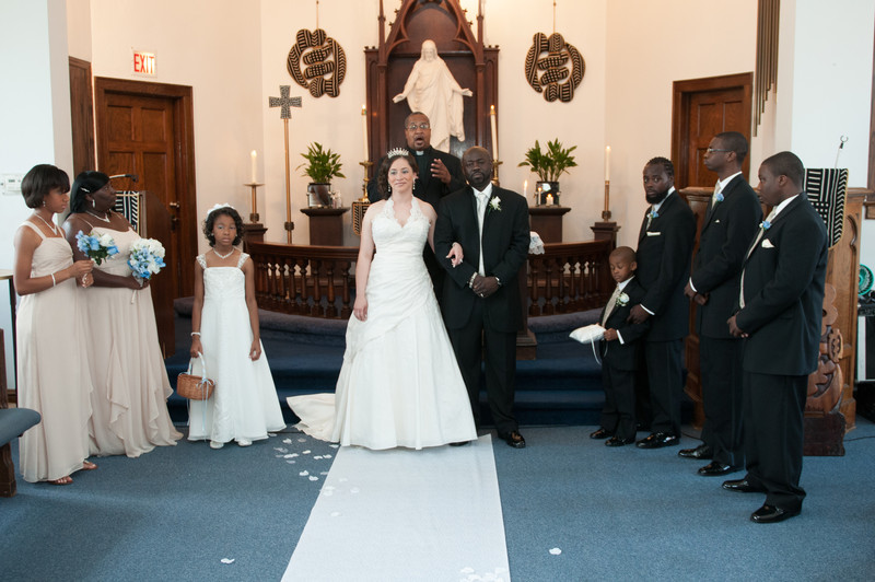 Wedding Ceremony of Diandra Morgan and Anthony Lockhart-245