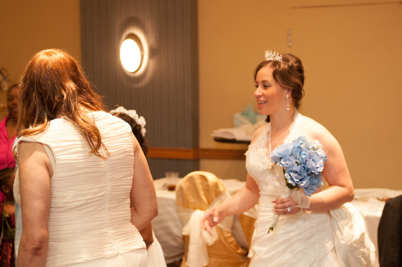 Wedding Ceremony of Diandra Morgan and Anthony Lockhart-647