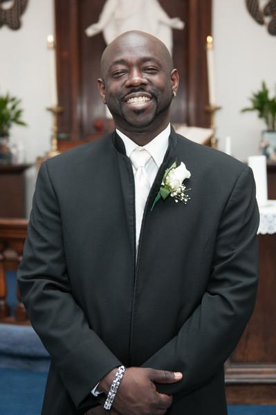 Wedding Ceremony of Diandra Morgan and Anthony Lockhart-329