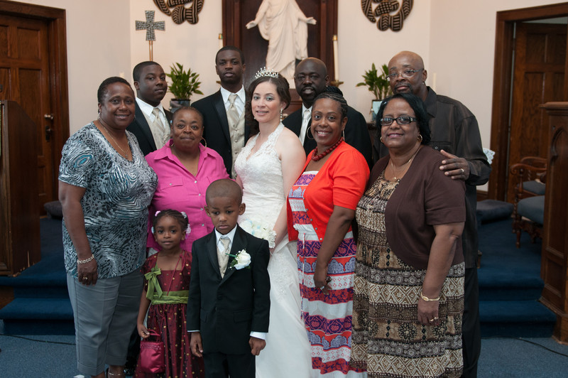 Wedding Ceremony of Diandra Morgan and Anthony Lockhart-427