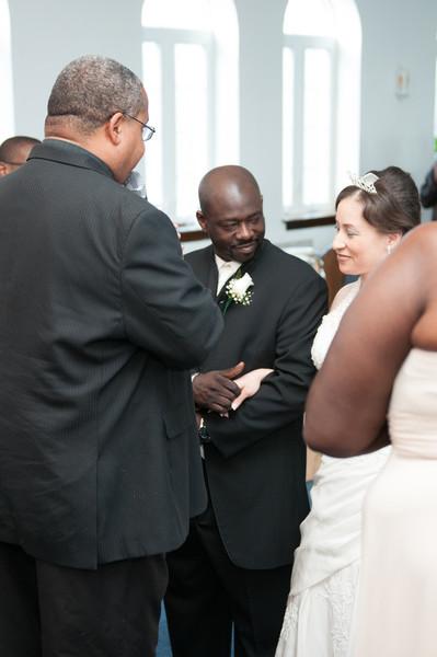 Wedding Ceremony of Diandra Morgan and Anthony Lockhart-201