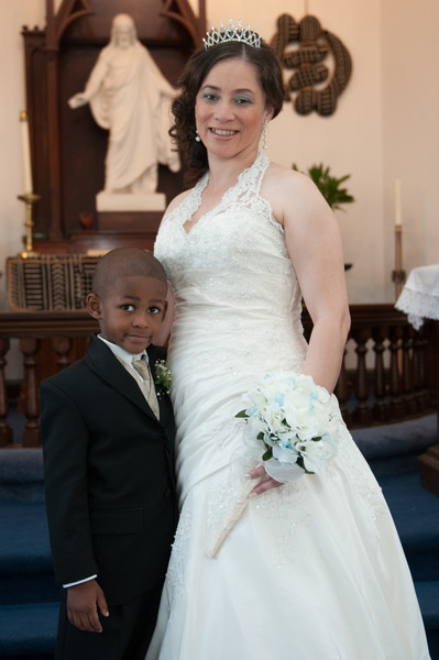 Wedding Ceremony of Diandra Morgan and Anthony Lockhart-411