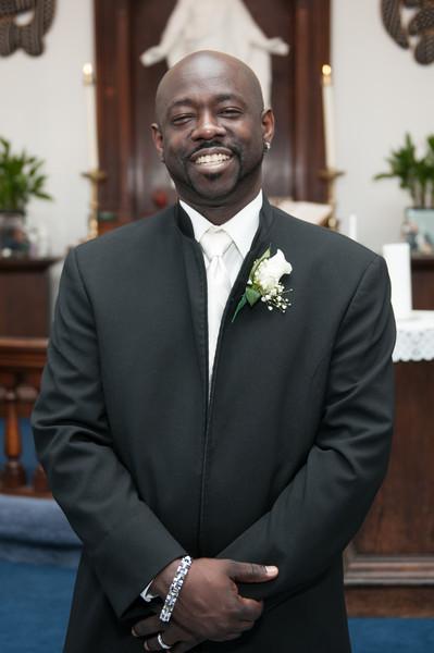 Wedding Ceremony of Diandra Morgan and Anthony Lockhart-330