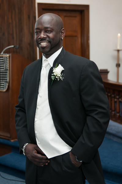 Wedding Ceremony of Diandra Morgan and Anthony Lockhart-325