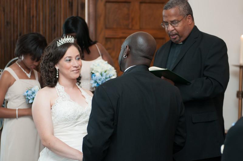 Wedding Ceremony of Diandra Morgan and Anthony Lockhart-206