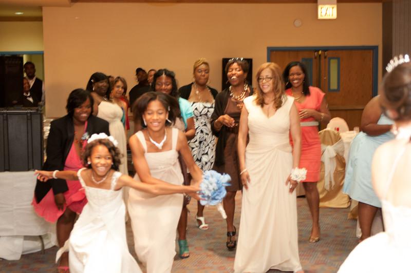 Wedding Ceremony of Diandra Morgan and Anthony Lockhart-654
