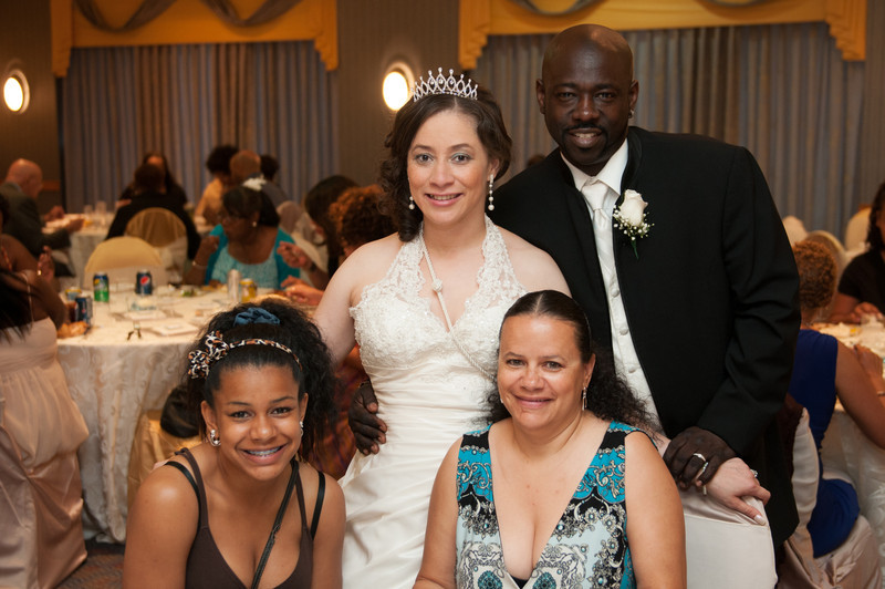 Wedding Ceremony of Diandra Morgan and Anthony Lockhart-536