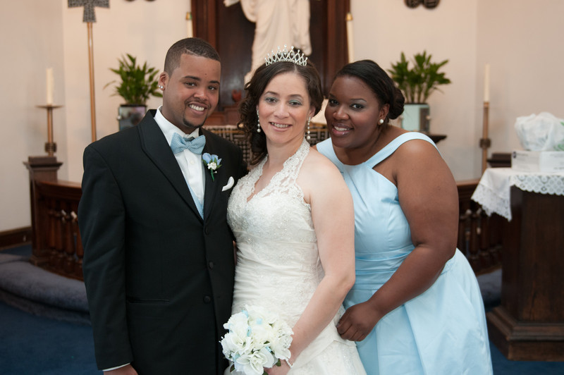 Wedding Ceremony of Diandra Morgan and Anthony Lockhart-404