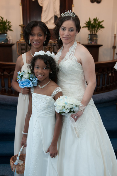 Wedding Ceremony of Diandra Morgan and Anthony Lockhart-364