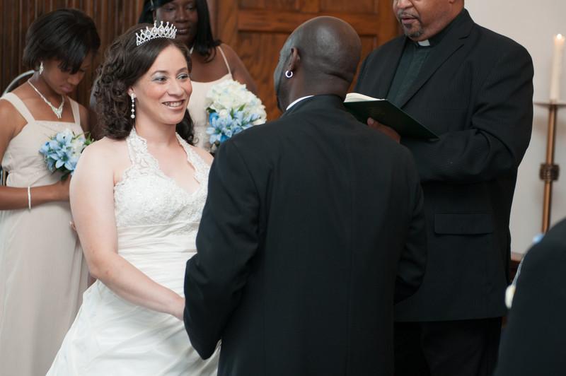 Wedding Ceremony of Diandra Morgan and Anthony Lockhart-205