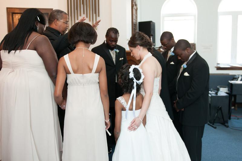 Wedding Ceremony of Diandra Morgan and Anthony Lockhart-219