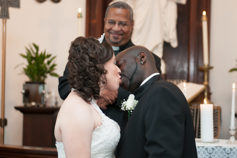 Wedding Ceremony of Diandra Morgan and Anthony Lockhart-236