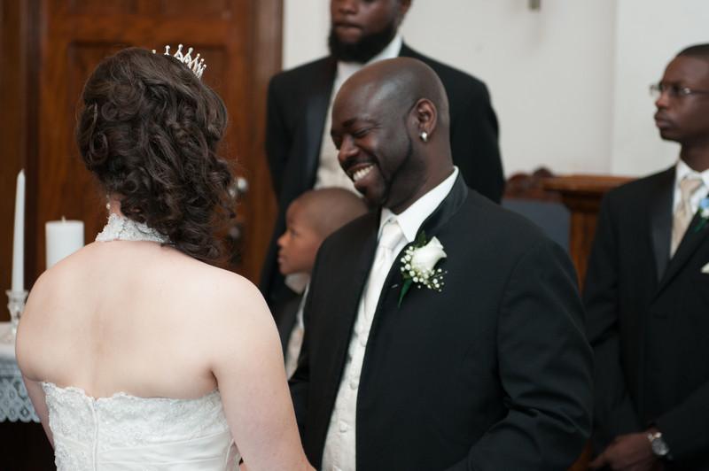 Wedding Ceremony of Diandra Morgan and Anthony Lockhart-208