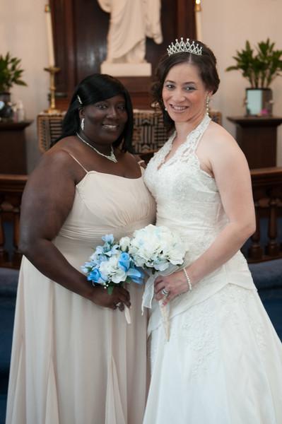 Wedding Ceremony of Diandra Morgan and Anthony Lockhart-357