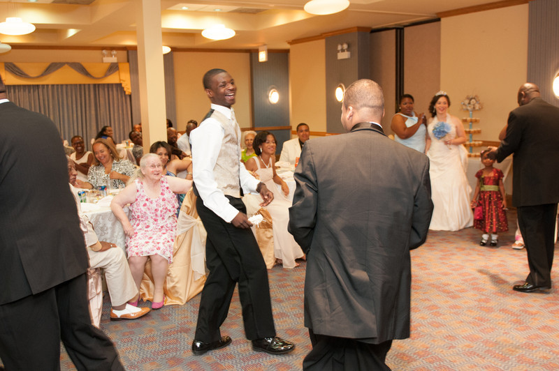 Wedding Ceremony of Diandra Morgan and Anthony Lockhart-640