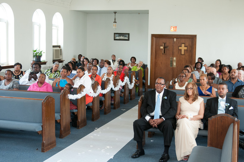 Wedding Ceremony of Diandra Morgan and Anthony Lockhart-203