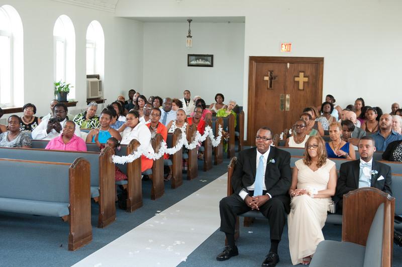 Wedding Ceremony of Diandra Morgan and Anthony Lockhart-203