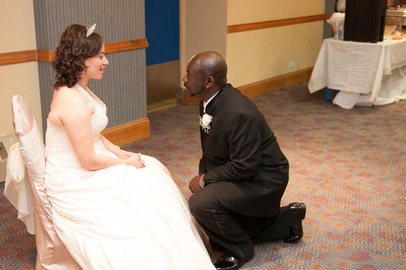Wedding Ceremony of Diandra Morgan and Anthony Lockhart-606