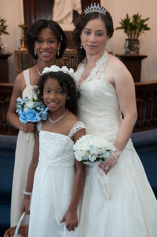 Wedding Ceremony of Diandra Morgan and Anthony Lockhart-363