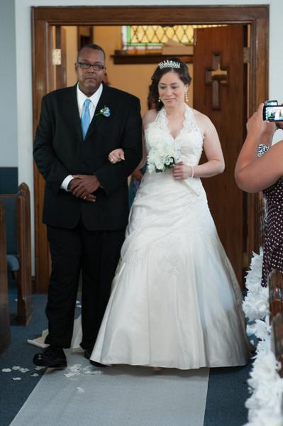 Wedding Ceremony of Diandra Morgan and Anthony Lockhart-191