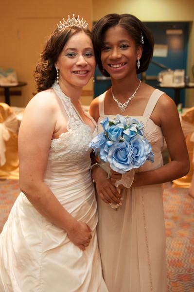 Wedding Ceremony of Diandra Morgan and Anthony Lockhart-659