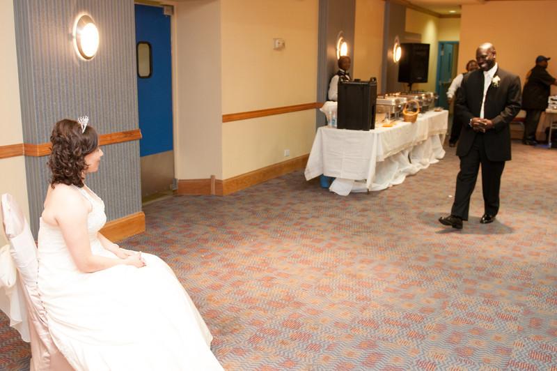 Wedding Ceremony of Diandra Morgan and Anthony Lockhart-603
