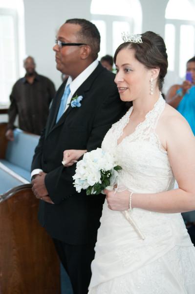 Wedding Ceremony of Diandra Morgan and Anthony Lockhart-197