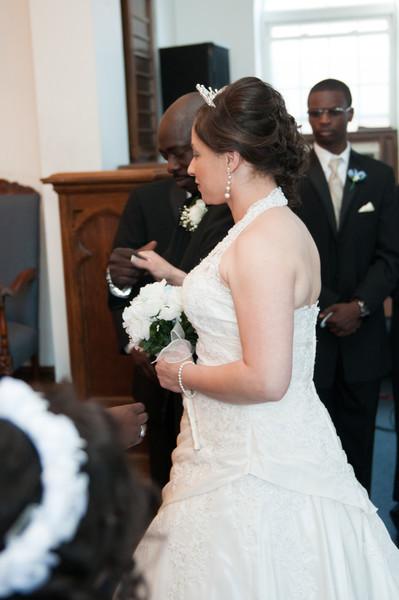 Wedding Ceremony of Diandra Morgan and Anthony Lockhart-200