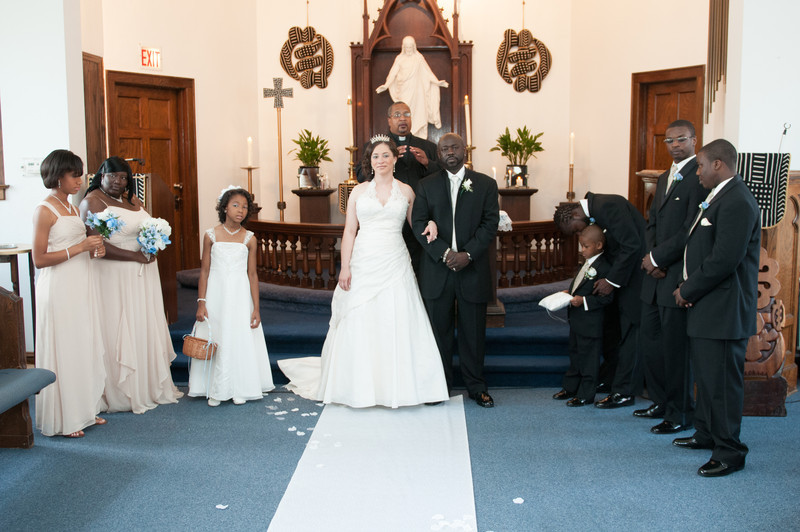 Wedding Ceremony of Diandra Morgan and Anthony Lockhart-246