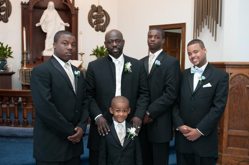 Wedding Ceremony of Diandra Morgan and Anthony Lockhart-371