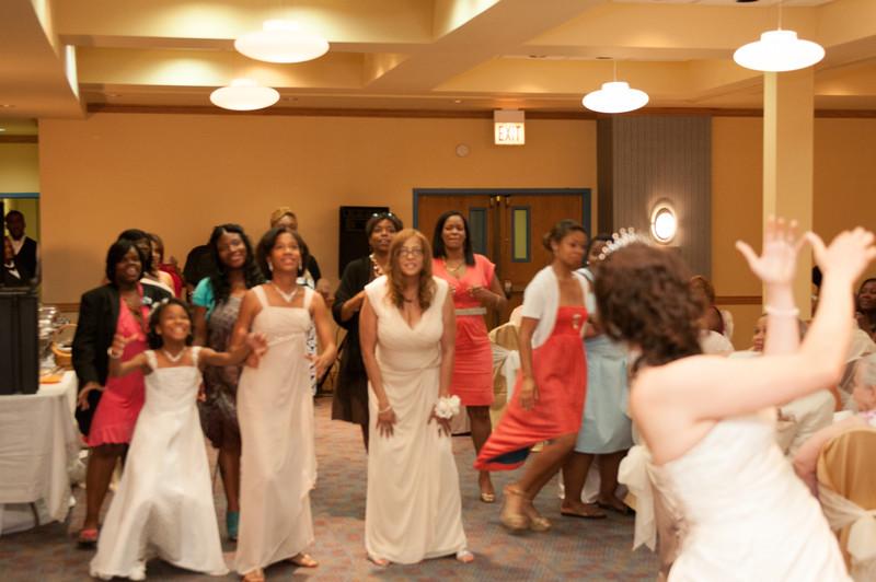 Wedding Ceremony of Diandra Morgan and Anthony Lockhart-653