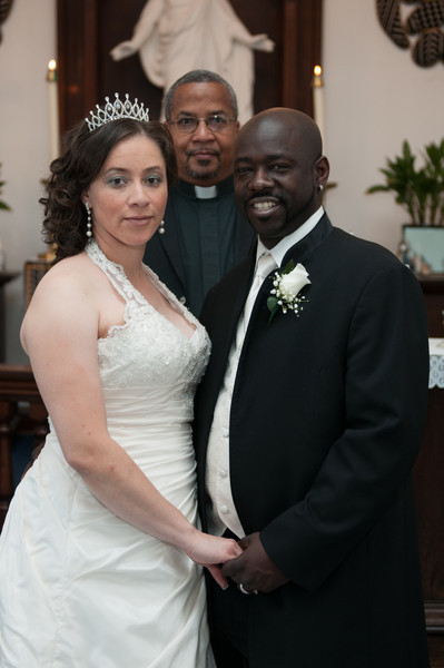 Wedding Ceremony of Diandra Morgan and Anthony Lockhart-332