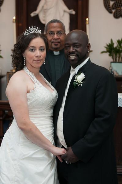 Wedding Ceremony of Diandra Morgan and Anthony Lockhart-332