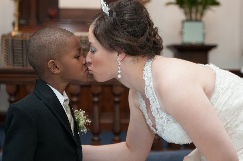 Wedding Ceremony of Diandra Morgan and Anthony Lockhart-412