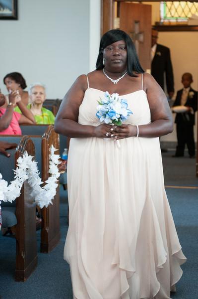Wedding Ceremony of Diandra Morgan and Anthony Lockhart-169