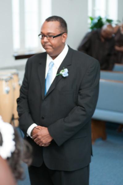 Wedding Ceremony of Diandra Morgan and Anthony Lockhart-202