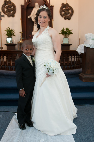 Wedding Ceremony of Diandra Morgan and Anthony Lockhart-408