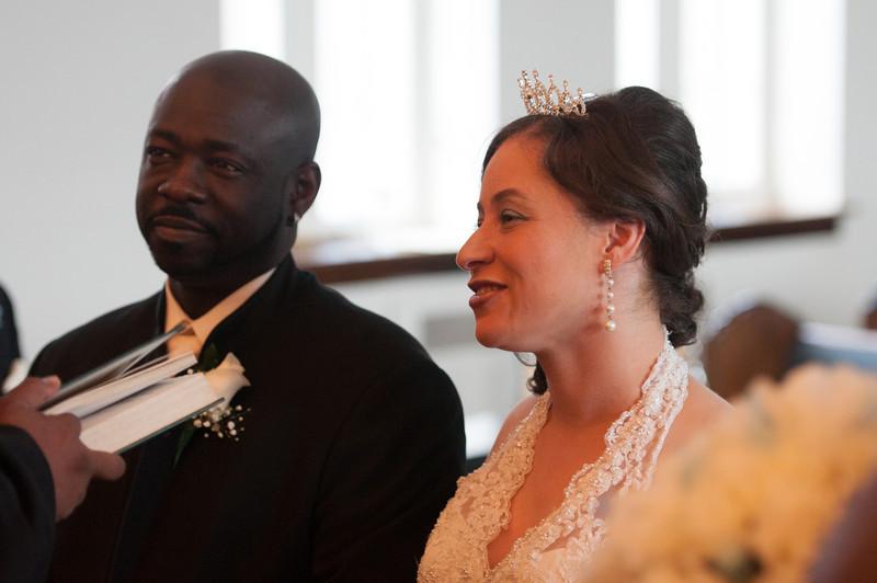 Wedding Ceremony of Diandra Morgan and Anthony Lockhart-50