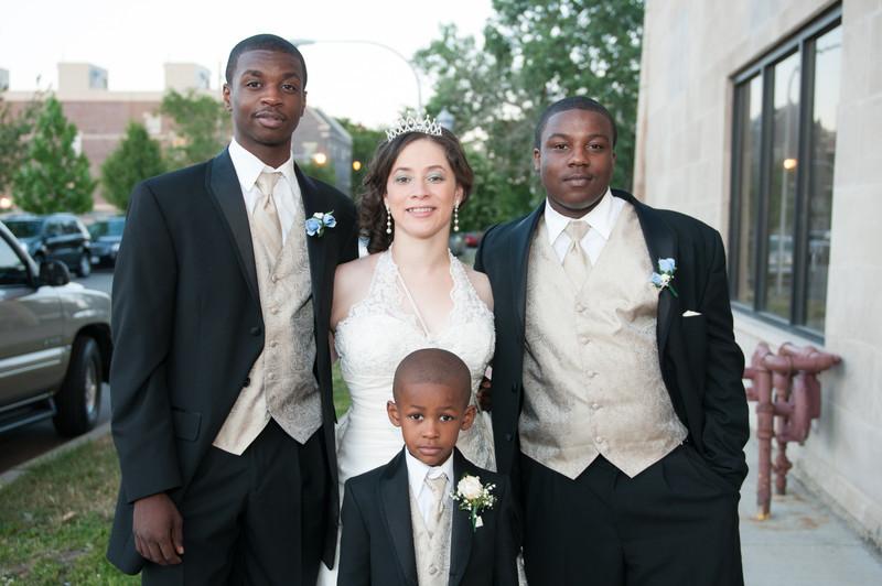 Wedding Ceremony of Diandra Morgan and Anthony Lockhart-589