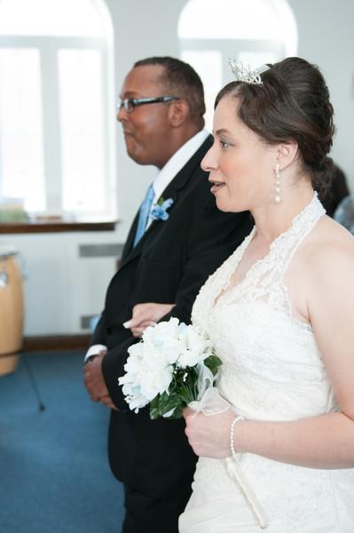 Wedding Ceremony of Diandra Morgan and Anthony Lockhart-198