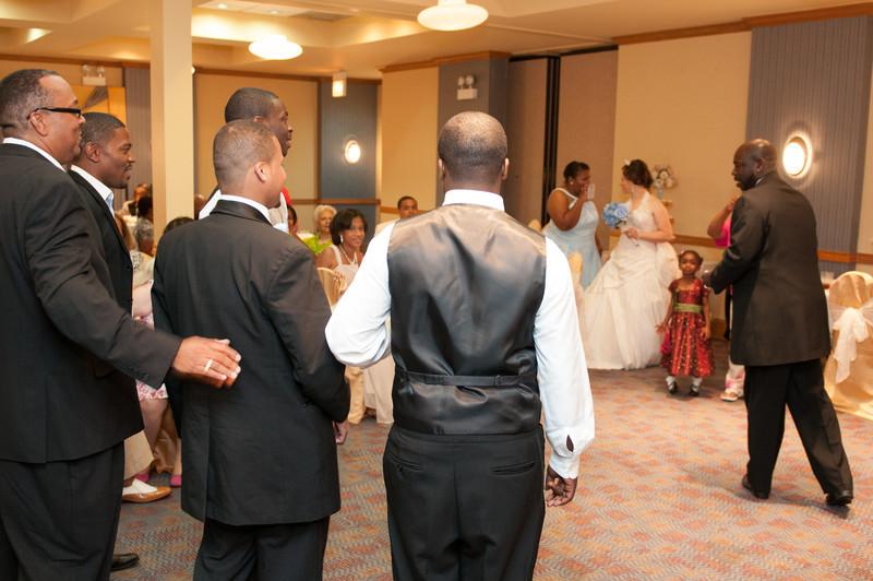 Wedding Ceremony of Diandra Morgan and Anthony Lockhart-636