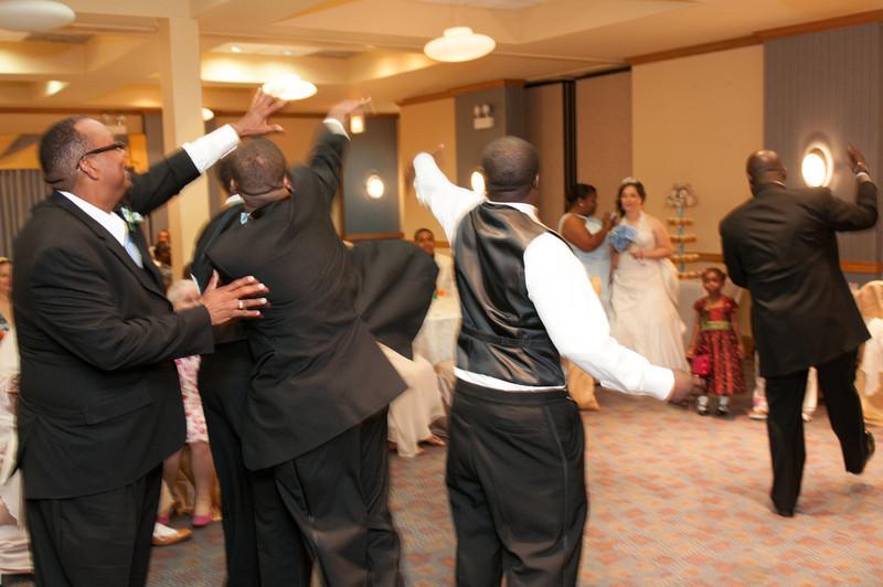 Wedding Ceremony of Diandra Morgan and Anthony Lockhart-637