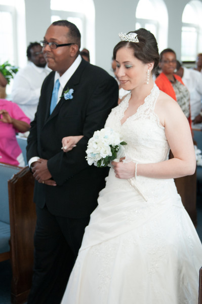 Wedding Ceremony of Diandra Morgan and Anthony Lockhart-196