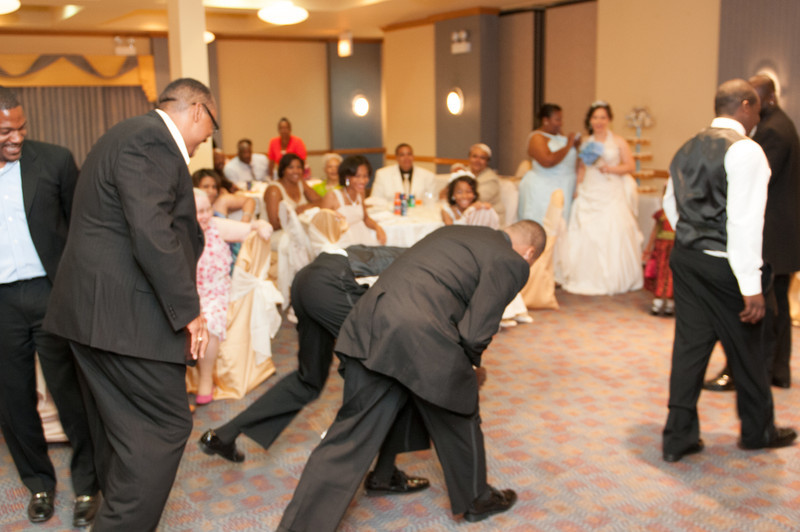 Wedding Ceremony of Diandra Morgan and Anthony Lockhart-639