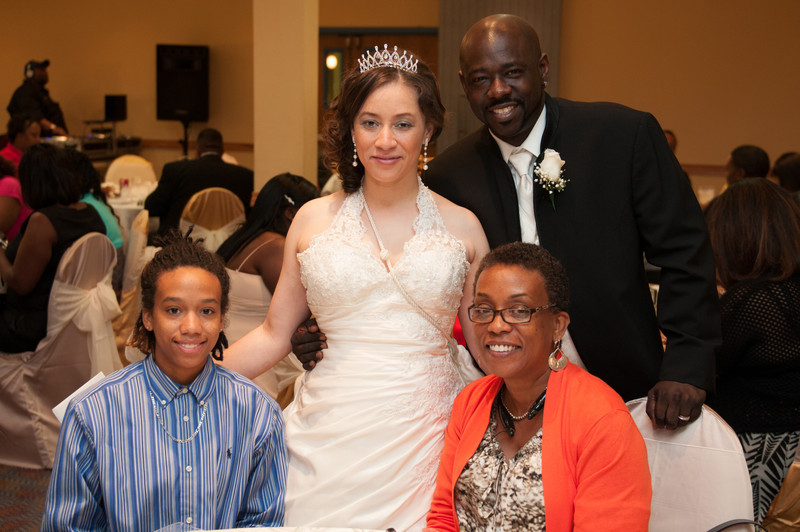 Wedding Ceremony of Diandra Morgan and Anthony Lockhart-543