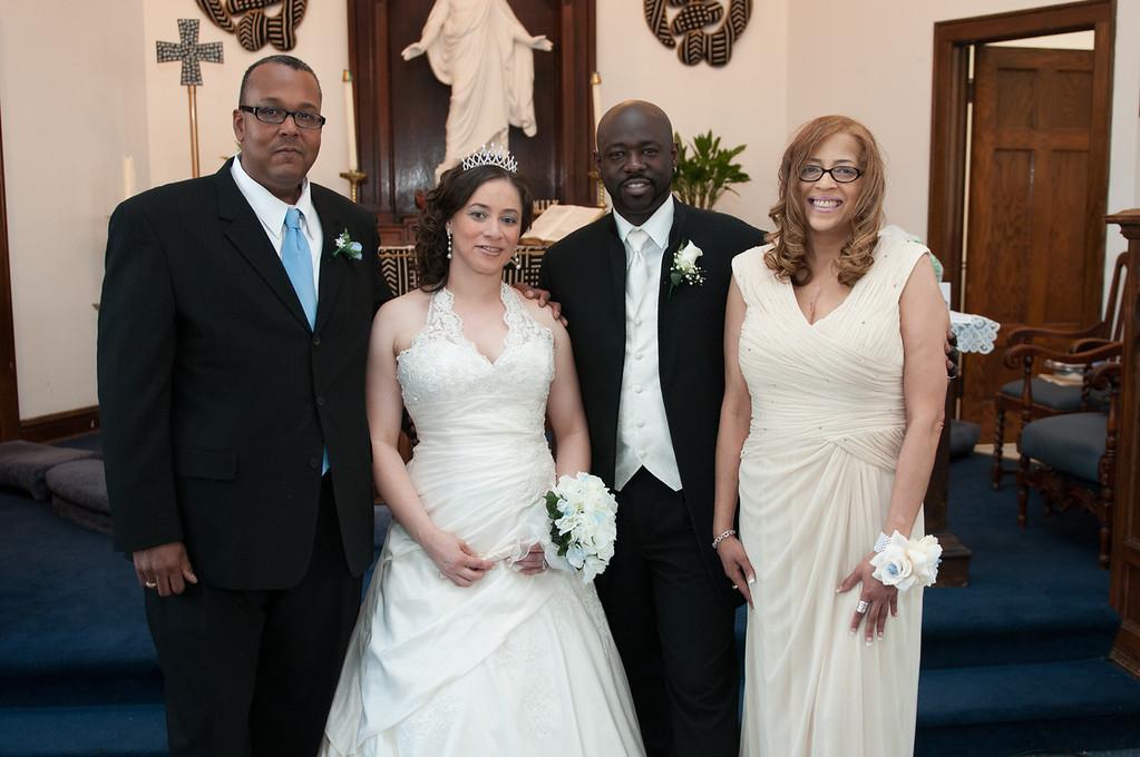 Wedding Ceremony of Diandra Morgan and Anthony Lockhart-387