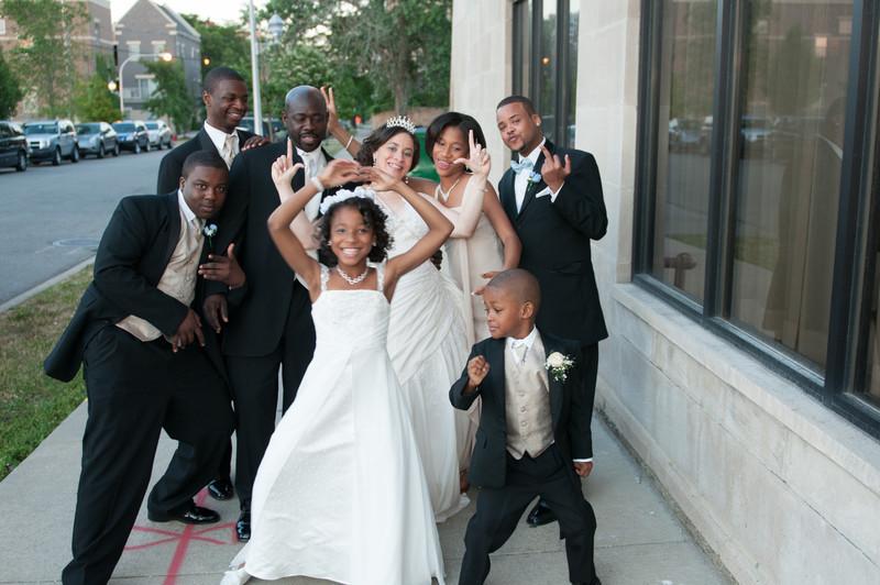 Wedding Ceremony of Diandra Morgan and Anthony Lockhart-584