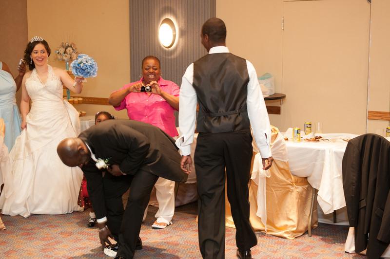 Wedding Ceremony of Diandra Morgan and Anthony Lockhart-641